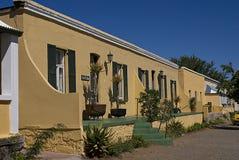 Cosy Häuser   Lizenzfreie Stockbilder