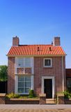 Cosy kleines Haus Lizenzfreies Stockbild