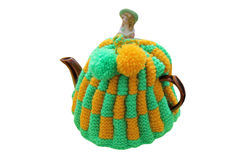 Cosy for a Teapot. Stock Image