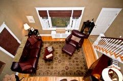 Cosy Wohnzimmer Stockbild