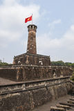 The Cot Co or Flag tower in Hanoi Vietnam Stock Photography