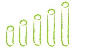 Cotação, balanço, balanço, movimento ilustração stock