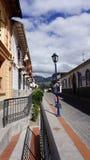 Cotacachi厄瓜多尔 免版税库存图片