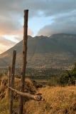 Cotacachi-vulkaan Royalty-vrije Stock Afbeeldingen