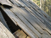 Cotage dach Zdjęcie Stock