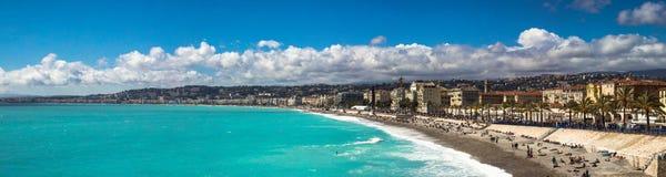 法国海滨 免版税库存照片