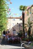 Cote d ` Azur zdjęcie stock