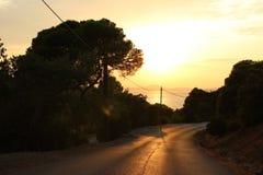 Cote d ` Azur zdjęcia stock