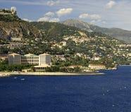 Cote d'Azur. At the Cote d'Azur France, Moncao Stock Image