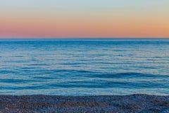 Cote d'Azur Image stock