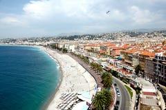 Cote d'Azur Photo libre de droits