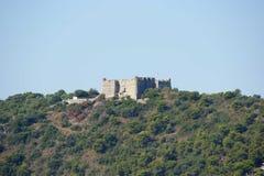 Cote d'Azur Castle Royalty Free Stock Photography