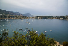 Cote d'Azur, France Royalty Free Stock Photo