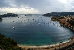 Cote d'Azur, France Stock Images