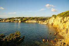 Cote d'Azur, France Stock Image