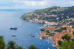 Cote d Azur, France Royalty Free Stock Photos
