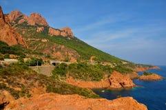 Cote d'Azur Royalty Free Stock Image