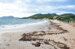 Cote d'Azur Landscape Royalty Free Stock Photo