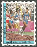 Olympic Game winners, Cruz Royalty Free Stock Images