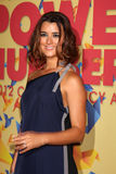 Cote de Pablo arrives at the City of Hope's Music And Entertainment Industry Group Honors Bob Pittman Event. LOS ANGELES - JUN 12:  Cote de Pablo arrives at the Stock Photos