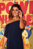 Cote de Pablo arrives at the City of Hope's Music And Entertainment Industry Group Honors Bob Pittman Event Stock Photos
