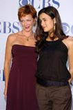 Cote de Pablo,Lauren Holly Stock Photography