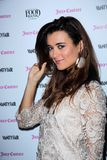 Cote de Pablo Royalty Free Stock Images