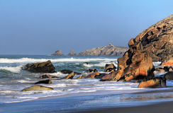 Cote sauvage de Quiberon Royalty Free Stock Photos