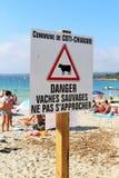 Coti Chiavari, Corsica, Frankrijk 20 Juli 2016 Het Eiland van Tristan Stock Afbeeldingen