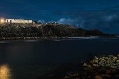 Cotillo natt Fotografering för Bildbyråer