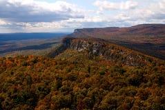 Coto de la montaña de Mohonk, NY. Caída fotografía de archivo libre de regalías