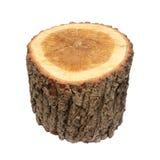Coto de madeira Foto de Stock