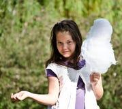 coton конфеты Стоковая Фотография