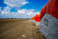 Coton Bales#4 Images stock