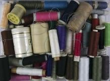 Coton de couture Photos libres de droits