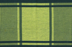 Coton tissé photo stock