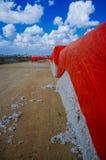 Cotone Bales#1 Fotografie Stock Libere da Diritti