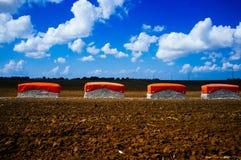 Cotone Bales#2 Immagine Stock