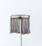 Cotonete para o assoalho de limpeza Imagens de Stock Royalty Free