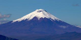 Cotopaxi. View of Volcan Cotopaxi, Ecuador Royalty Free Stock Photo