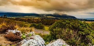 Cotopaxi in Ecuador Stockfotografie