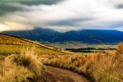 Cotopaxi in Ecuador Lizenzfreies Stockfoto