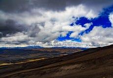 Cotopaxi in Ecuador Lizenzfreie Stockfotografie