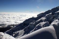 Cotopaxi Glacier Stock Photography