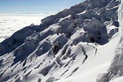 Cotopaxi Glacier Royalty Free Stock Image