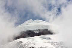 Cotopaxi - the highest active volcano Stock Photos