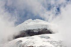 Cotopaxi - the highest active volcano Stock Photos