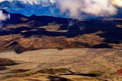 Cotopaxi nell'Ecuador Fotografia Stock