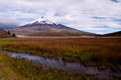Cotopaxi volcano Royalty Free Stock Photo