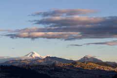 Cotopaxi volcano Stock Photography